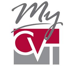 MyCVT logo - vertical orientation